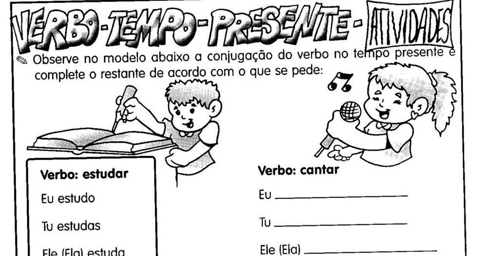 23 09 B 1 Atividades Preparatórias 2 Ofertas: JORNAL R 7ª: Atividades Com Verbos