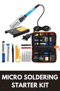 microsoldering tools