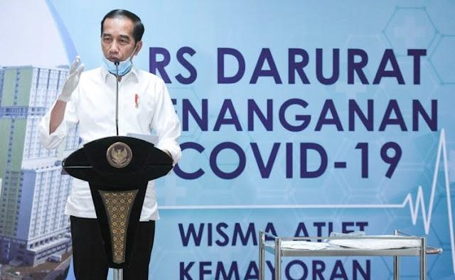 Tukang Ojek dan Sopir Taksi Ngeluh Karena Corona, Jokowi Bilang Tak Perlu Khawatir