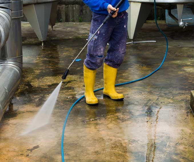 limpiezas industriales alta presión Tarragona
