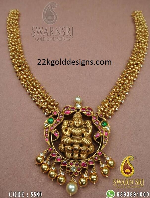 96 Grams Muvvalu Lakshmi Haram