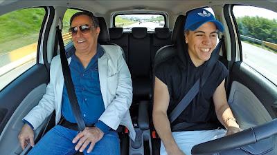 """Ronnie Von e Biel vão até o Guarujá no próximo """"Bate & Volta"""" - Divulgação"""