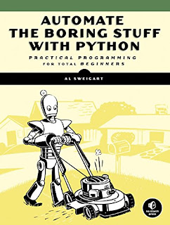 Automate the Boring Stuff with Python: Practical Programming for Total Beginners pdf ebook