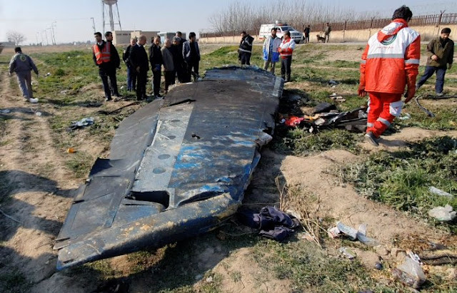 Irán admitió que derribó el Boeing ucraniano