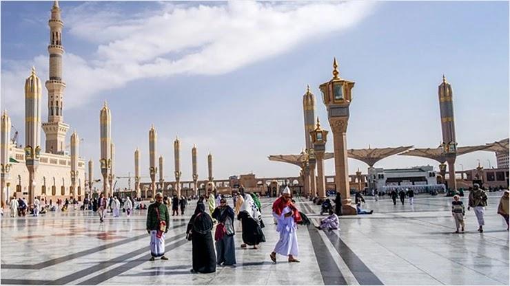 Саудовская Аравия популярна у туристов