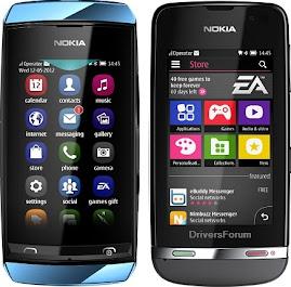 Nokia Asha 306 USB Driver