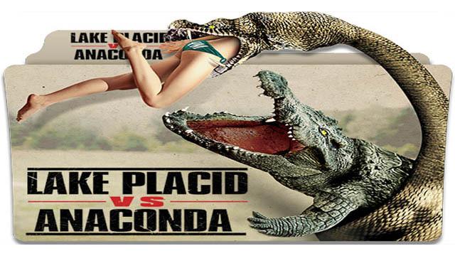 (18+) Lake Placid vs. Anaconda (2015) Hindi Dubbed Movie 720p BluRay Download