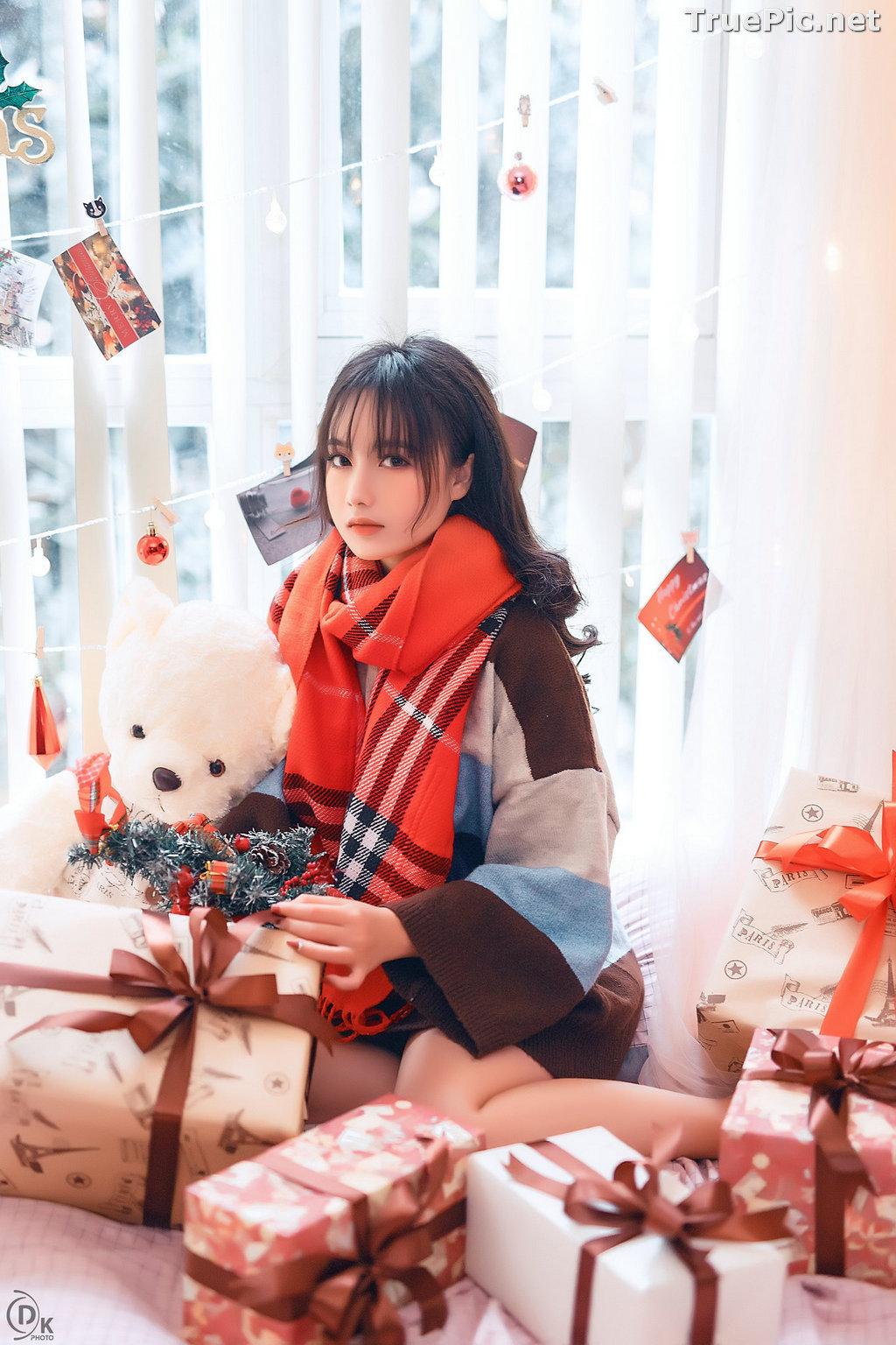 Image Vietnamese Model - Various Model - Beautiful Christmas Girls - TruePic.net - Picture-8
