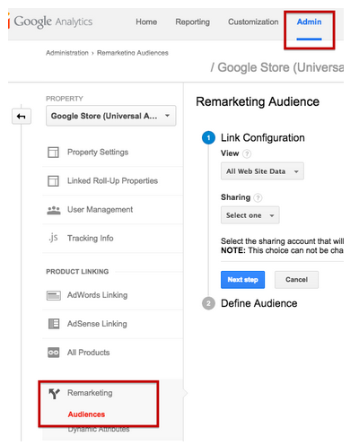 Remarketing Lists for Search Ads, Powered by Google Analytics - Analytics Blog