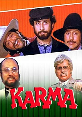 Karma 1986 Hindi 720p WEB-HD 1.6GB