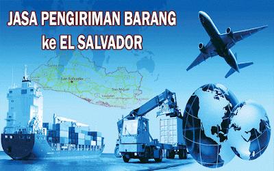 EKSPEDISI MURAH KE EL SALVADOR