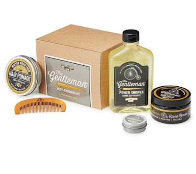 The Gentlemen Grooming Kit