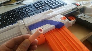 Nerv Gun Pfeil Hacken
