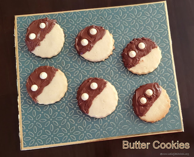 images of Butter Cookies / Easy Butter Cookies / Homemade Butter Cookies / Easy Cookie Recipe