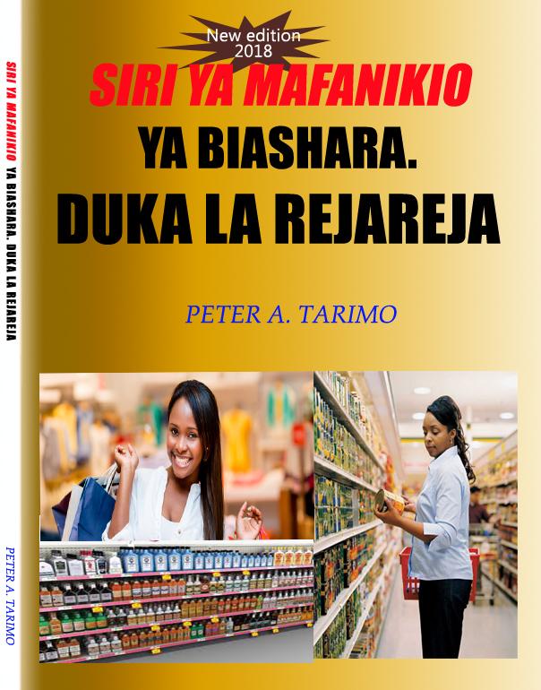 Biashara ya duka la vyakula/mfumo wa usimamizi/two in one store management system