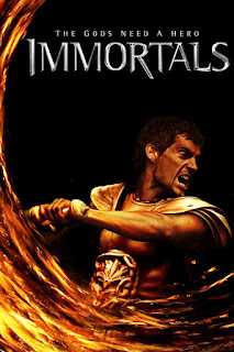 Immortals 2011 Dual Audio ORG 720p BluRay