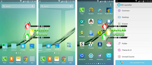 App SO Launcher Prime (Galaxy S7 Launcher) APK Android