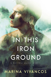 In this iron ground 1, Marina Vivancos