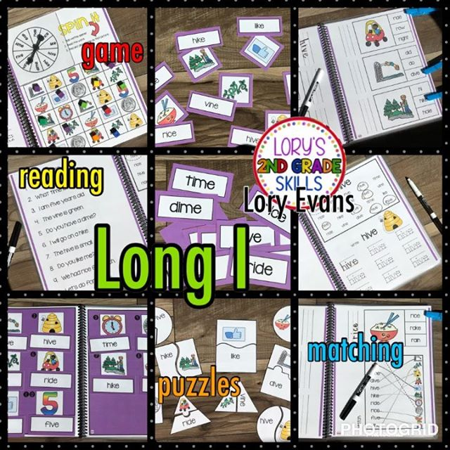 Long Vowel practice