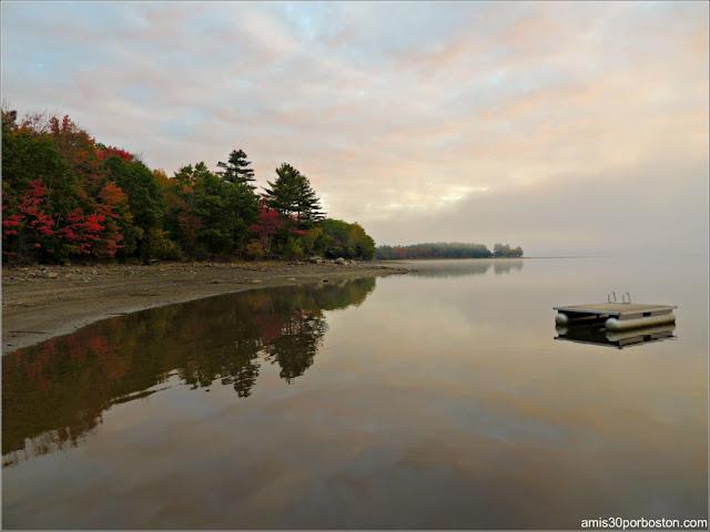 Lago Graham en Maine