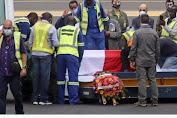 Menteri Luar Negeri Italia Ingin Menjawab Duta Besar yang Dibunuh