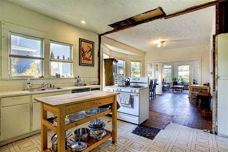 House Revivals Bungalow Kitchen Budget Makeover