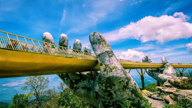 Cau Vang Da Nang