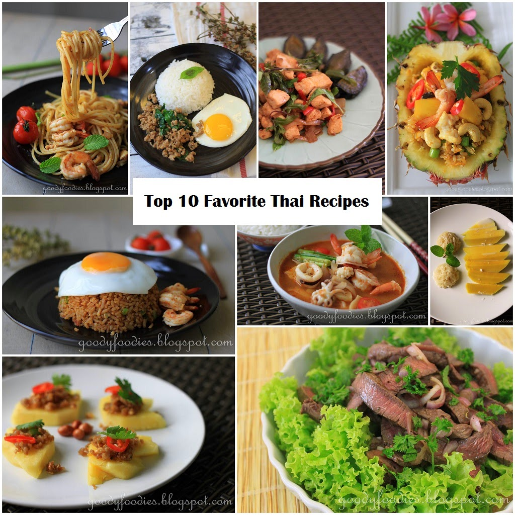 My favorite thai food