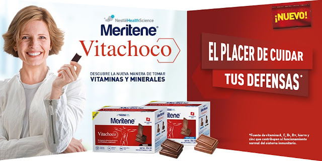 Vitalchoco meritene muestras gratis enero 2017