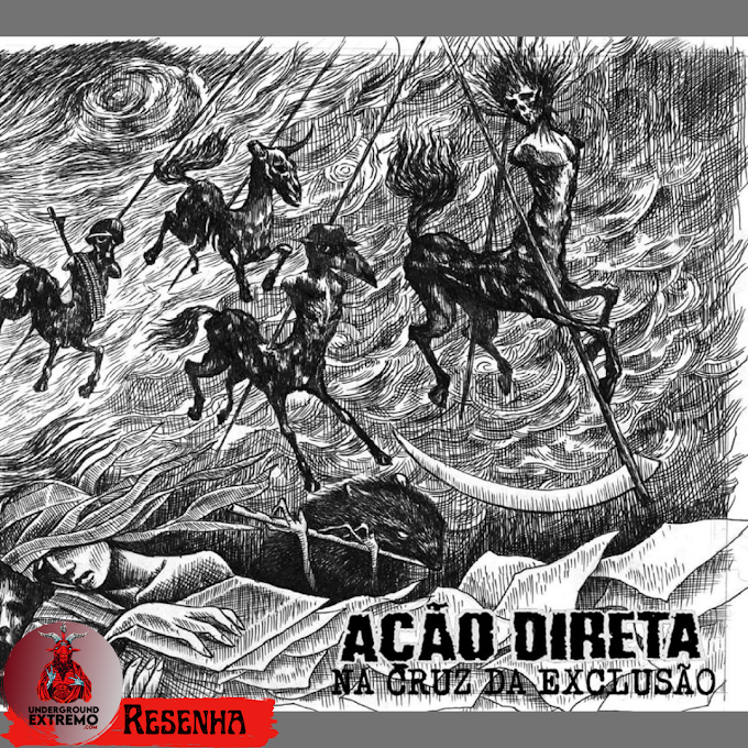 """Resenha #194: """"Na Cruz da Exclusão"""" (2019) - Ação Direta"""