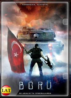 Escuadrón de Lobos (2018) DVDRIP LATINO