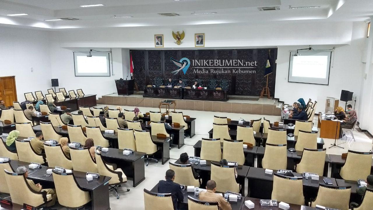 Sindir DPRD Kebumen, Kang Juki: DPRD itu Mengawasi, Tak Hanya Mengamati