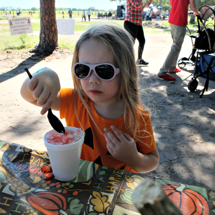 Sweet Turtle Soup: Throwback Halloween Recap - Partin Ranch Corn Maze