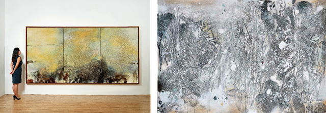 POST-WAR ABSTRACT SALE