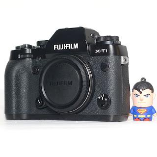 Kamera Mirrorless Fujifilm X-T1 BO Mulus