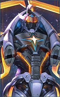 Gatotkaca Sentinel Heroes Tank of Skins V2