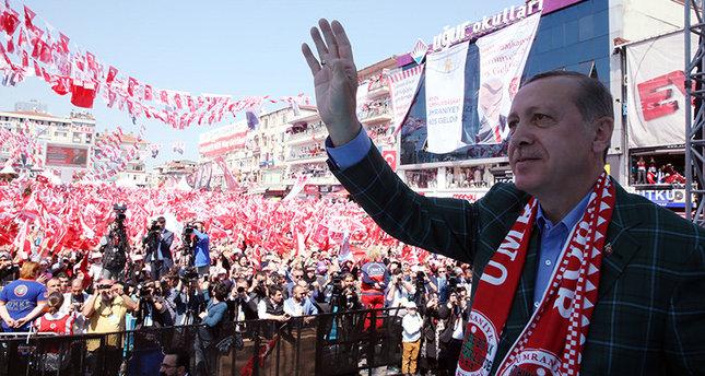 Erdogan Menangi Referendum Turki