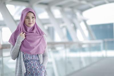 style busana hijab casual