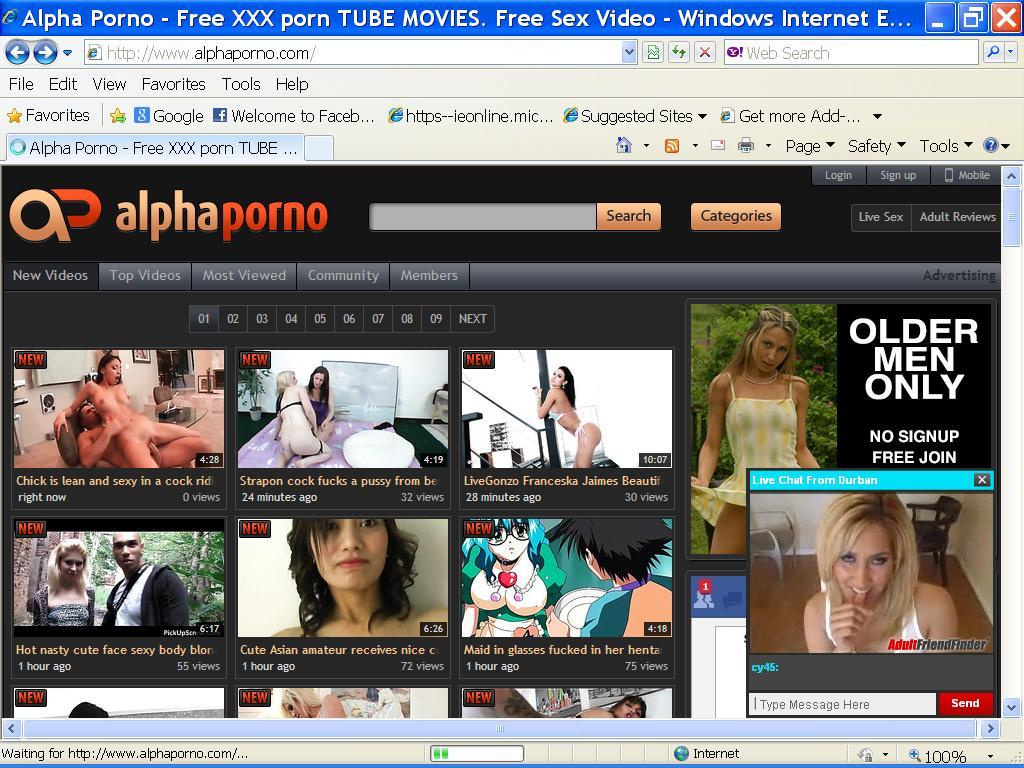 Porn Site Liste