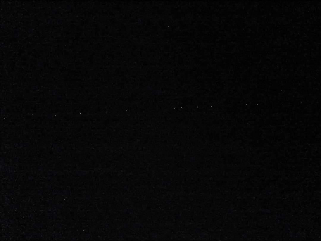 Οι δορυφόροι του Έλον Μασκ πέρασαν από την Ξάνθη