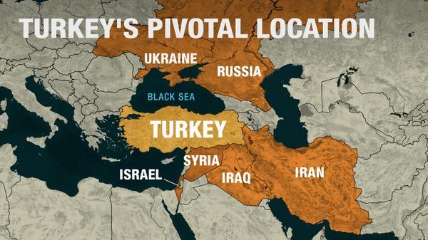 Τουρκία: Ελλάδα, Κύπρος και η ενεργός μας… παθητικότητα!