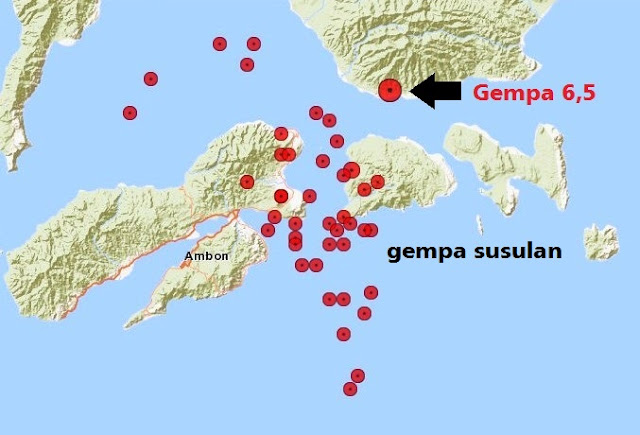 Ambon Gempa