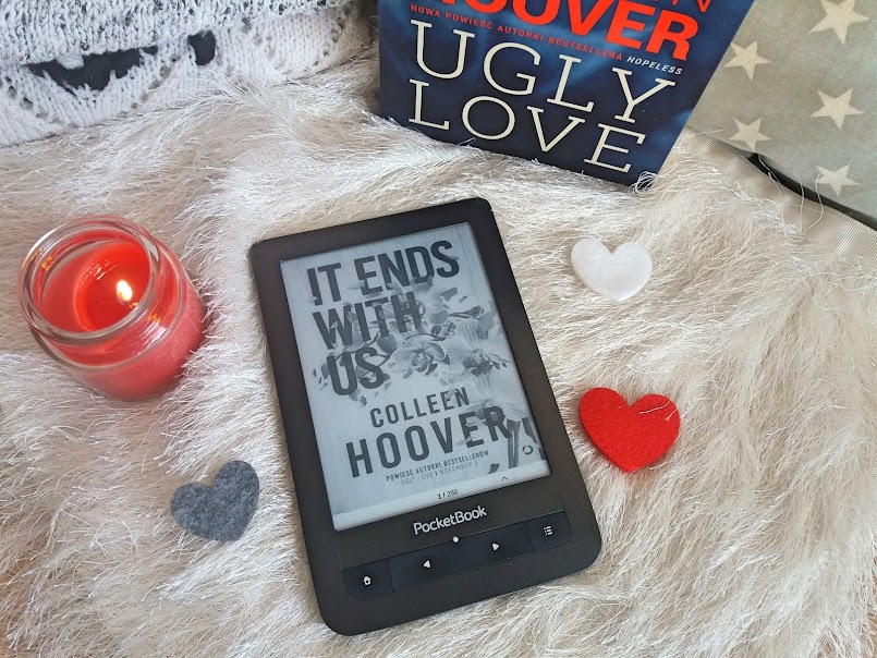"Po prostu płyń dalej...: ""It Ends with Us"" - Colleen Hoover"