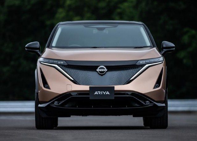 nissan-ariya-front-exterior-and-grill