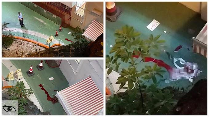 【無可疑】70歲婦人太古城墜樓亡 警方:事件無可疑
