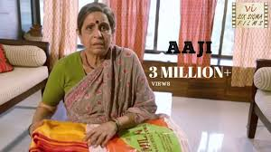 Aaji-Hindi Short Films available on youtube,