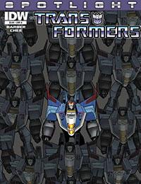 The Transformers Spotlight: Thundercracker