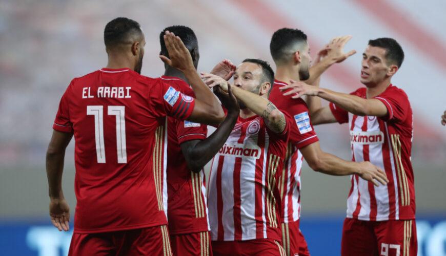 Τα Highlights από την νίκη (2-0) επί του Παναιτωλικού (vid)