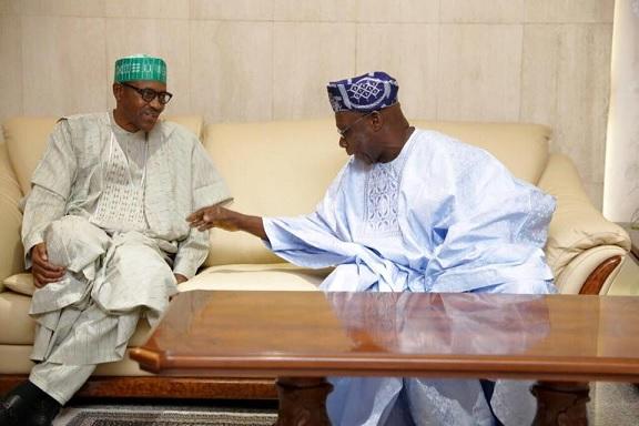 "Buhari Lied When He said ""I will Rescue Chibok Girls Alive"" – Obasanjo"