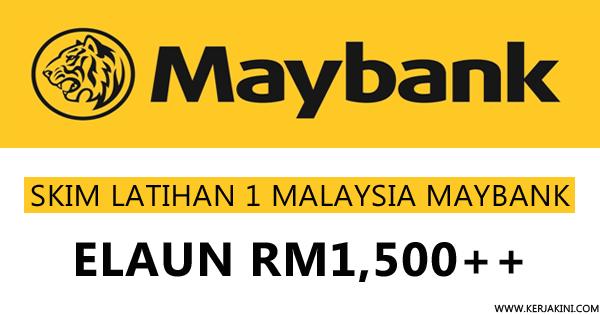 skim latihan 1 malaysia maybank